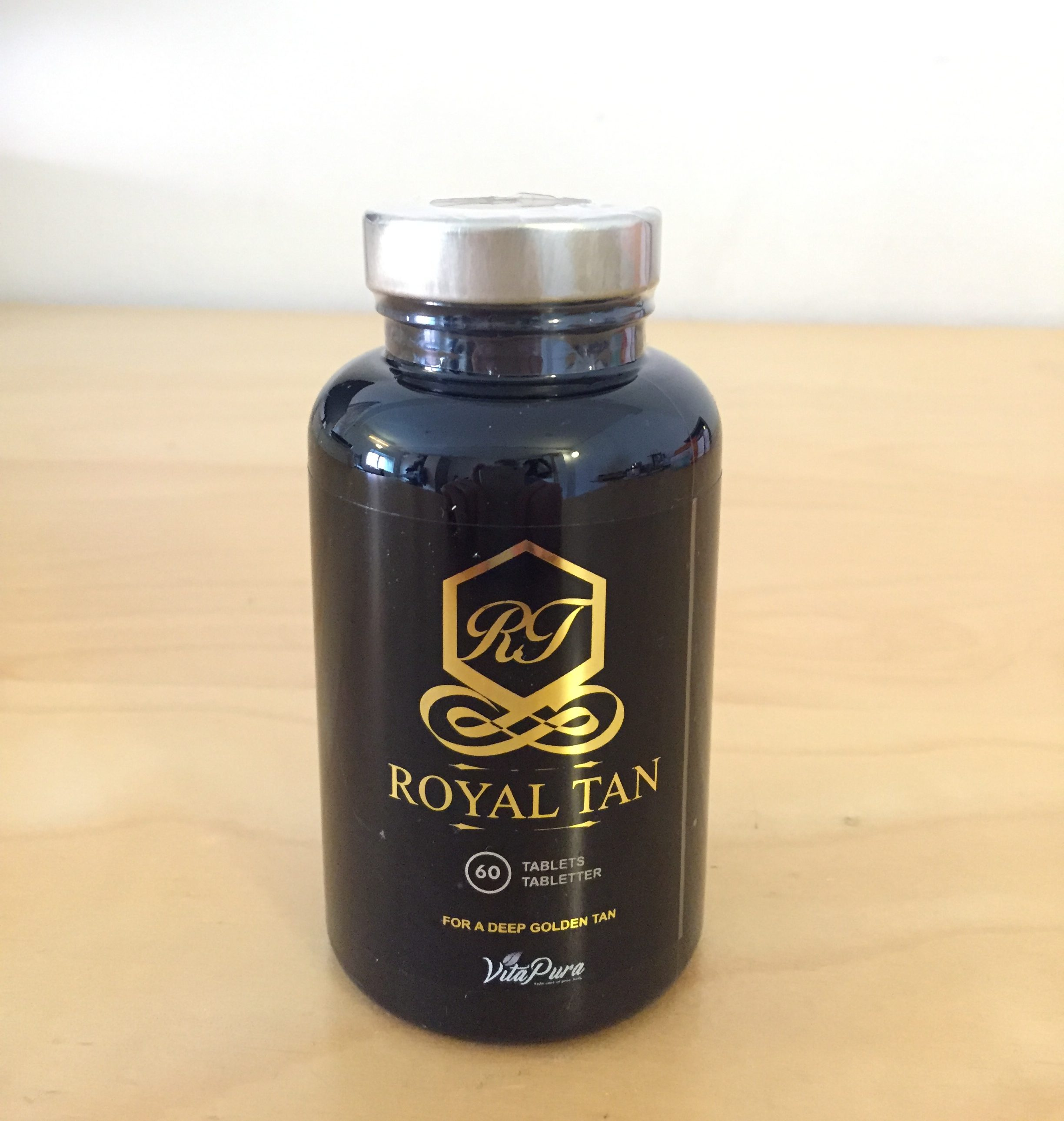 royal tan vita pura